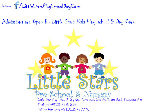Little Stars No 1 Play School & Day Care Kaloor Kerala India