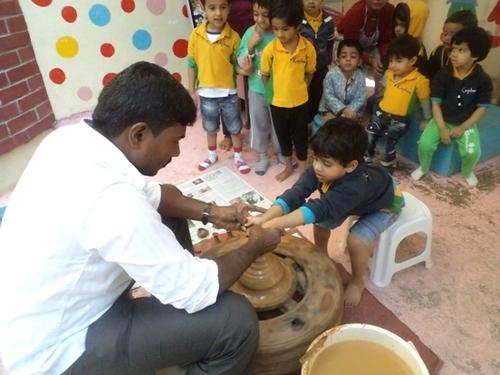 Kephee school is a new age preschool in aecs layout