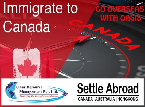 Canada Express Entry Points Calculator - NRI & Immigration