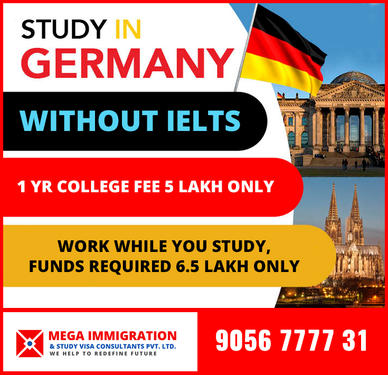 Study Visa Consultants For Germany : Study Visa Experts