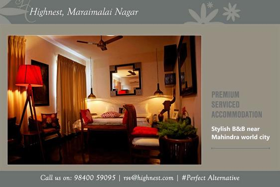 Best Hotels At Potheri Highnest - Hotel In Nungambakkam