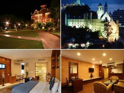 hyderabad hotels list