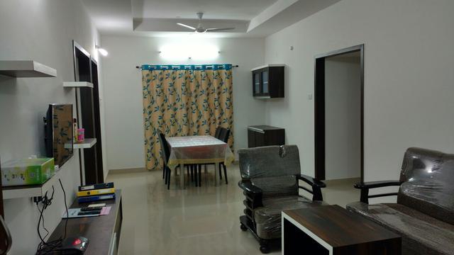 Service Apartment In Hyderabad Nallagandla Nr Citizens Hospt   Serviced  Apartments In Nallagandla Hyderabad U0026 Secunderabad   Click.in