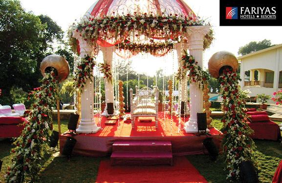 Memorable Wedding With Fariyas Resorts Resort In Lonawala Mumbai Click In