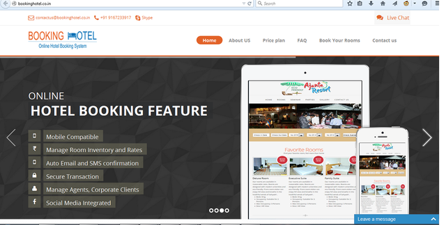 Bookinghotel co in Online Hotel Booking - Hotels In Mahim