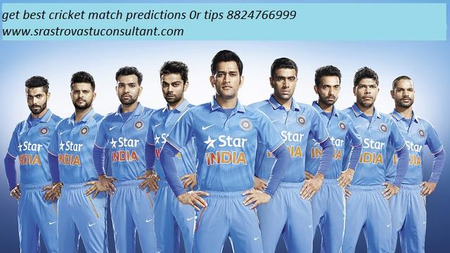 Get Best Cricket Match Predictions And Tips- 8824766999