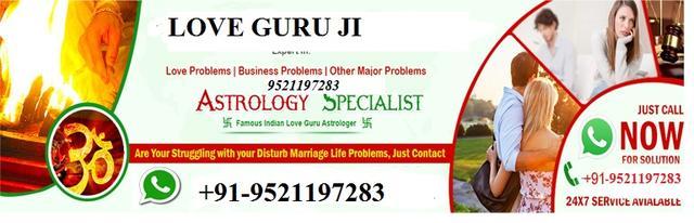 91-9521197283 Love Problem Solution Baba Ji Canada - Astrology