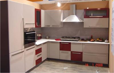 Modular wardrobes bangalore images for Small kitchen wardrobe