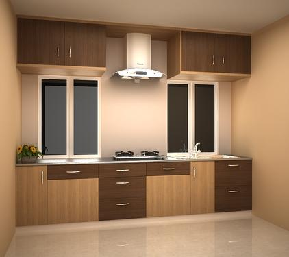 Interiors Modular Kitchen On GST Road Interior Designer In