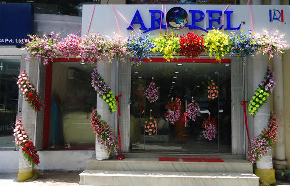 Best Showroom Interior Designers Decorator Kolkata