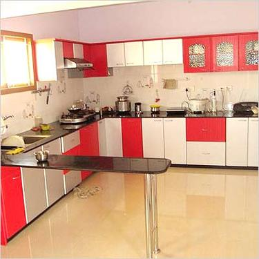 Modular Kitchen Cupboard Works. - Interior Designer In Thiruvallam ...