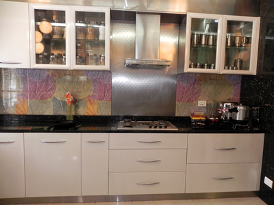 Stainless Steel Modular Kitchen Interior Designer In T Dasarahalli Bangalore