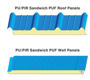 Puf Panel Manufacturers-Alfa Peb Limited Bangalore