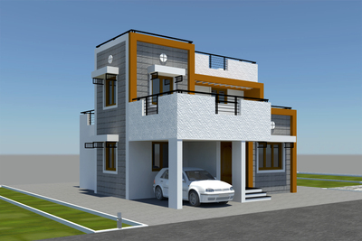 Building design and construction architect in r s puram for Building design photos