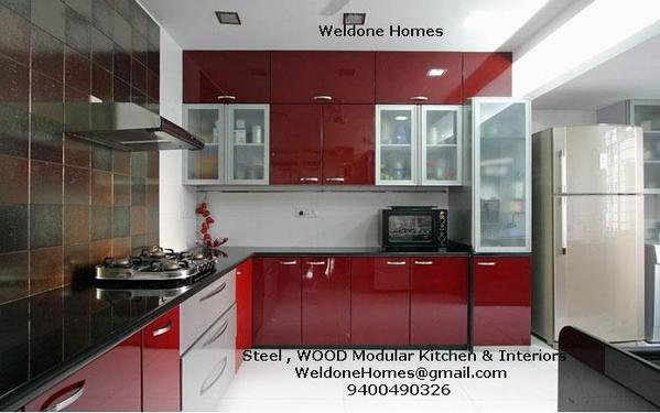 Kitchen Interior Design In Bangalore Modular Kitchen Designers