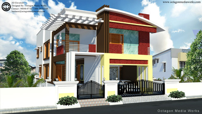 3D Elevation Design Service In Chennai. Contact - 9884607187 ...