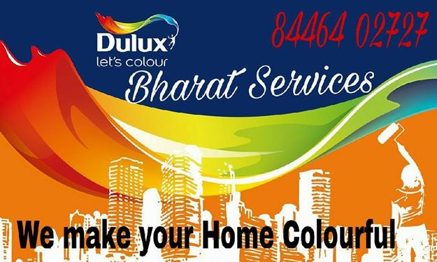 bharat services painting house keeping services in pune painting