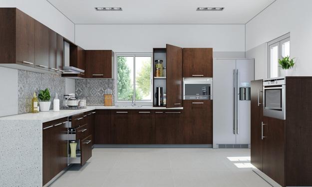 Luxury Modular Kitchen In Choolaimedu 9884612030 Decorator In