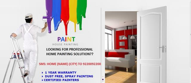 looking for professional home painting service painting