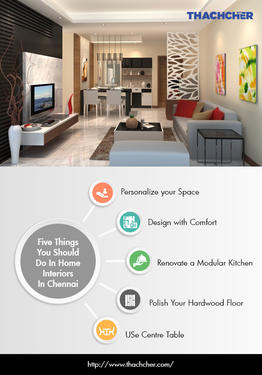 Design Your Kitchen With Best Interior Designers In Chennai