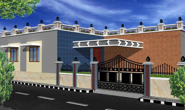 Marvellous home parapet wall designs pictures best image engine