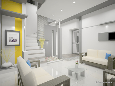 Best office interiors designs by top interior designer for Office interior design ideas in india