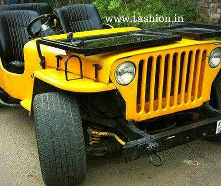Certified Modified Jeeps In India Tashion Jeep Car Dealers In