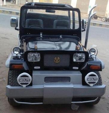 Modified Mahendra Jeep For Sale - Hyderabadjeeps Car Dealers In