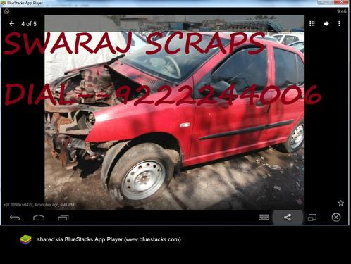 OLD CARS/SCRAP CARS/ACCIDENT CARS BUYER IN MUMBAI THANE KALY - Auto