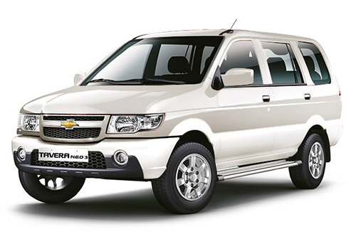 247 Chevrolet Tavera Available On Rent With Driver Vehicles For