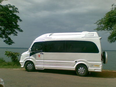 Modified Tempo Traveller For Sale In Kerala