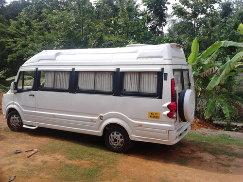 Unique Caravan Hire In India Motorhome On Rent Camper Van Rental Service In