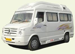 Pune 8 Seater Van Car Hire Book Tempo Traveller Car Bhusaval