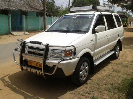 For Mothly Rent New Tavera T Board Vehicles For Rent In Chennai