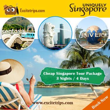 Singapore Tour Packages Visa Kolkata