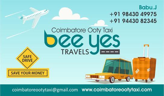 Coimbatore Local Taxi Topslip Parambikulam Tours