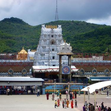 Book Online Tickets For Tirupati Balaji Temple Darshan - Tour