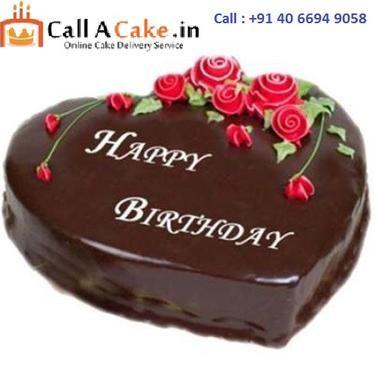 Cake To Hyderabad Cakes Delivery In