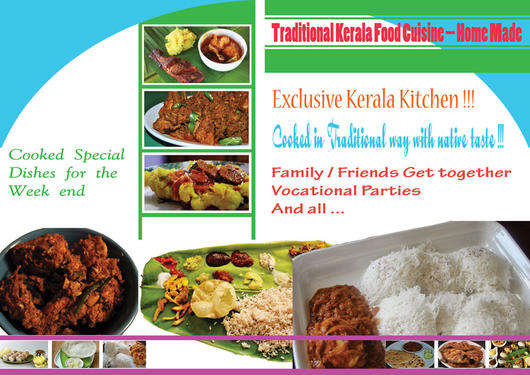 Home Made Kerala Food In Chennai - Catering Services In