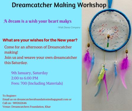 Dreamcatcher Making Workshop Crafts Classes In Khar Mumbai Click In