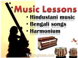Indian Classical Music Class Bangali Songs @ Immadihalli - Music