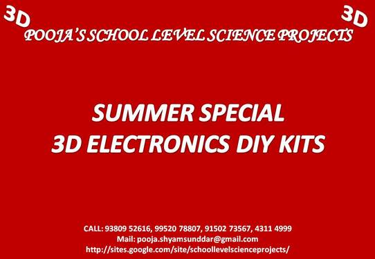 3d electronics do it yourself kits hobby classes in anna salai 3d electronics do it yourself kits solutioingenieria Image collections
