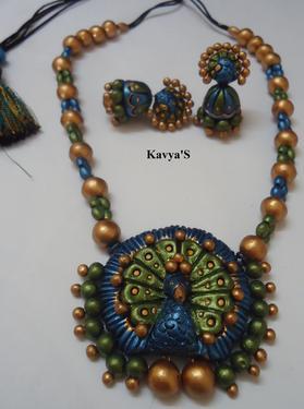 Terracotta Jewellery Workshop - Jewellery Making Classes In HSR ...
