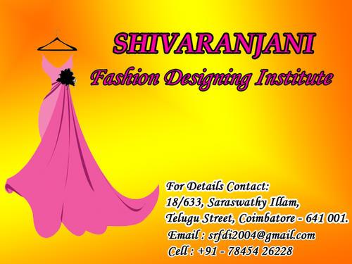 Fashion Designing Courses Knitting Embroidery Classes In Sukrawar Pettai Coimbatore Click In