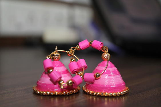 Quilling Terracotta Jewelry Making Classes - Jewellery Making ...
