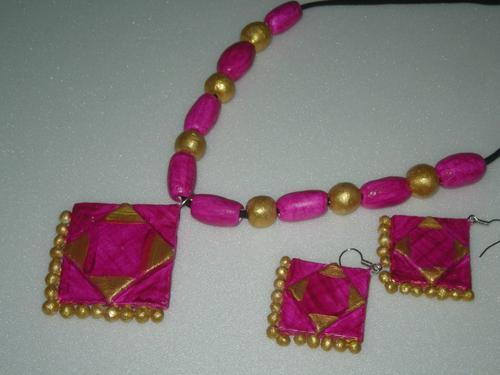 Terracotta Jewelry Making Class In Tambaram - Jewellery ...