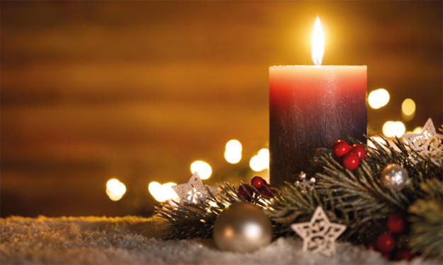 Candle Light Dinner In Christmas Eve With TogetherV - Others Restaurants In Greater Noida Noida ...