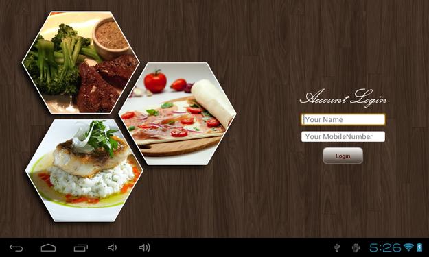 Emenu Digital Android Menu Card For Hotels Restaurants