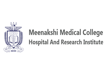 Meenakshi Medical College Hospital & Research Institute, [MMCHRI] Kanchipuram Logo
