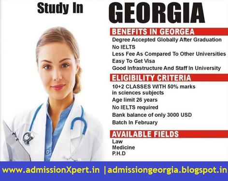 Study Abroad - Best Medical Schools In Georgia In Bamboo